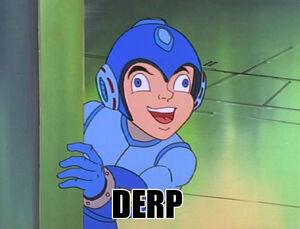 DERP-megaman
