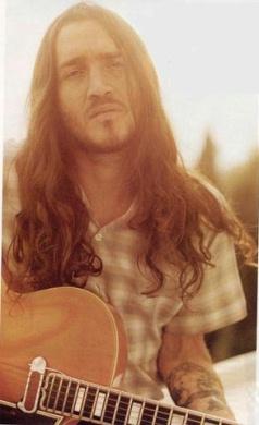 John Frusciante Arms