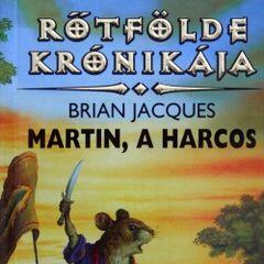 Hungarian Martin the Warrior Hardcover