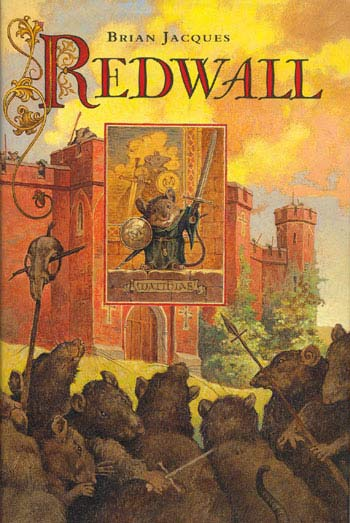 Image result for redwall brian jacques