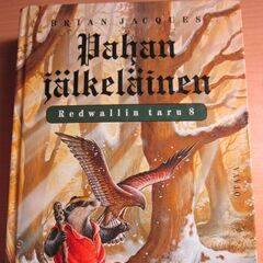 Finnish Outcast of Redwall Hardcover
