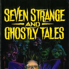 UK Seven Strange and Ghostly Tales Paperback