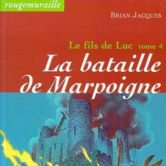French Martin the Warrior Hardcover Vol. 4