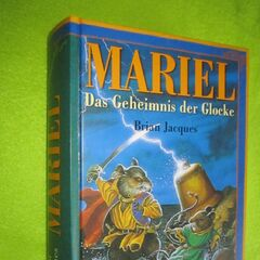 German Mariel of Redwall Hardcover