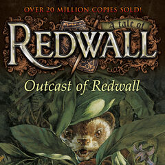US Outcast of Redwall 2010 Paperback