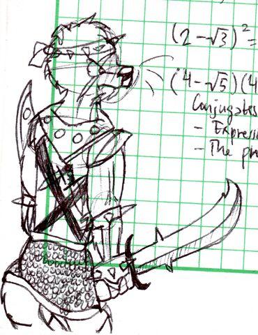 File:Otter warrior dude.jpg