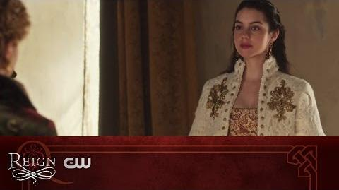 Reign To the Death Trailer The CW-0