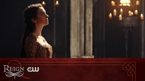 Reign Spiders in a Jar Trailer The CW-0