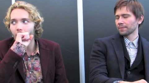 Interview with Reign's Toby Regbo & Torrance Coombs @ NYCC 2013