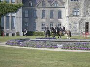 Behind the Scenes - Ashford Castle