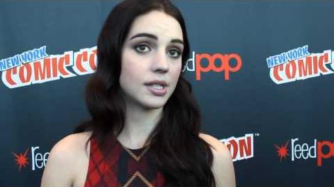 Interviews with the Stars of Reign Adelaide Kane, Toby Regbo & Torrance Coombs
