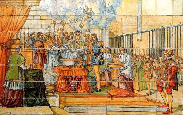 File:1280px-Baptism of Phillip II of Spain.jpg