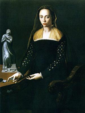 File:300px-Giulia de' medici, xvi century.jpg