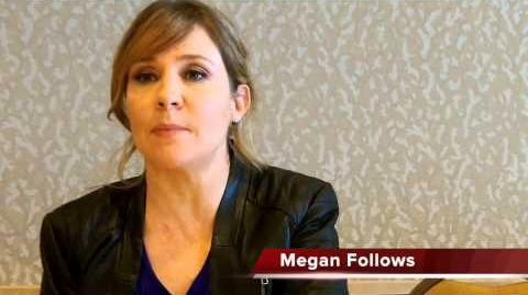 Megan Follows Talks REIGN Season 2