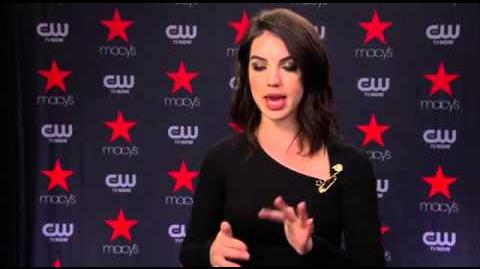 Star Moments Adelaide Kane iHeartRadio