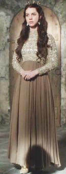 Vintage Dress (Embellished Top)