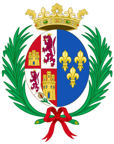 File:Coat of Arms of Elisabeth of Valois.png
