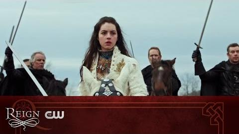 Reign Safe Passage Trailer The CW