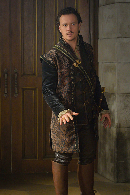 Gideon Blackburn Reign Cw Wiki Fandom Powered By Wikia