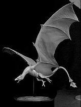 Dragon maquette