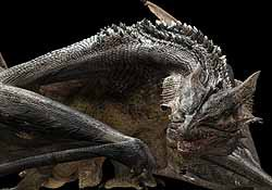 File:…and the final model, complete with crocodilian scales..jpg