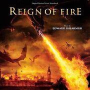 Edward Shearmur REIGN OF FIRE (Soundtrack Score CD) USA OOP Varese Sarabande