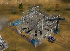 Tomahawk Storm Construction