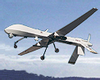 American Predator Drone Icon