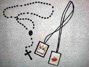 Rosary&scapular
