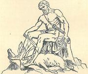 Ajax Ermordung der Herden
