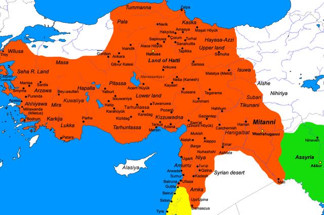 File:Hittite Kingdom.png