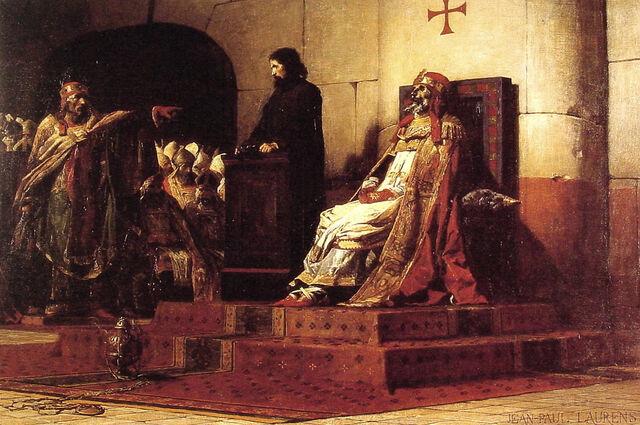File:Jean Paul Laurens Le Pape Formose et Etienne VII 1870.jpg
