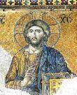 Christ Hagia Sofia