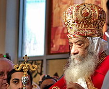 File:Pope Shenouda by MichaelSleman 02.jpg