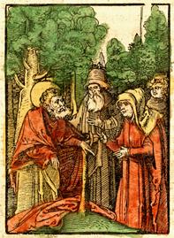 File:John the Baptist preaching - 1516.jpg
