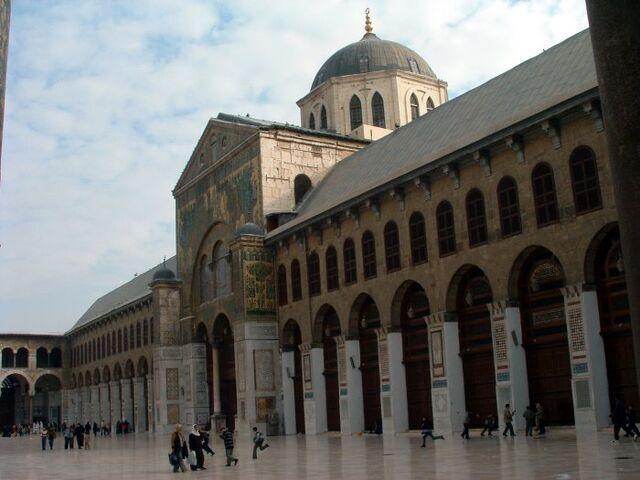 File:Omayyad mosque.jpg