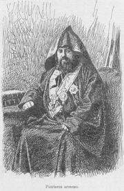Constantinople(1878)-Armenian patriarch