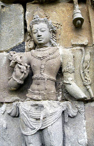 File:Avalokitesvara Plaosan.jpg