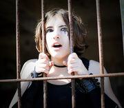 Kayla surprise of being locked up