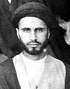 Ayatollah Khomeini young