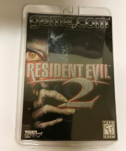 File:Tiger Electronics Inc. Resident Evil Game Cover