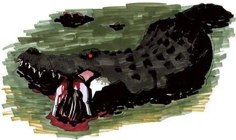 File:Alligator - BIOHAZARD 1.5 concept art.jpg