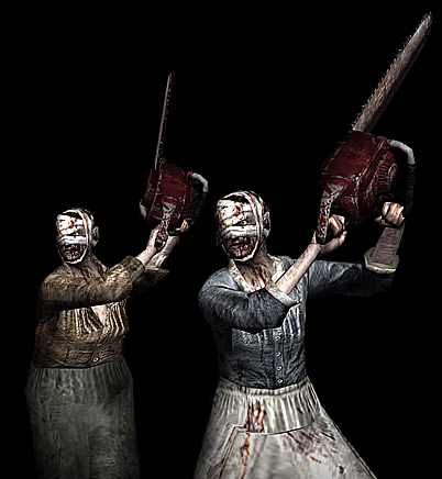 Chainsaw Sisters | Resident Evil Wiki | FANDOM powered by ...