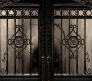 REmake background - Entrance hall - r106 00031