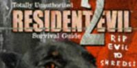 Totally Unauthorized Guide to Resident Evil 2