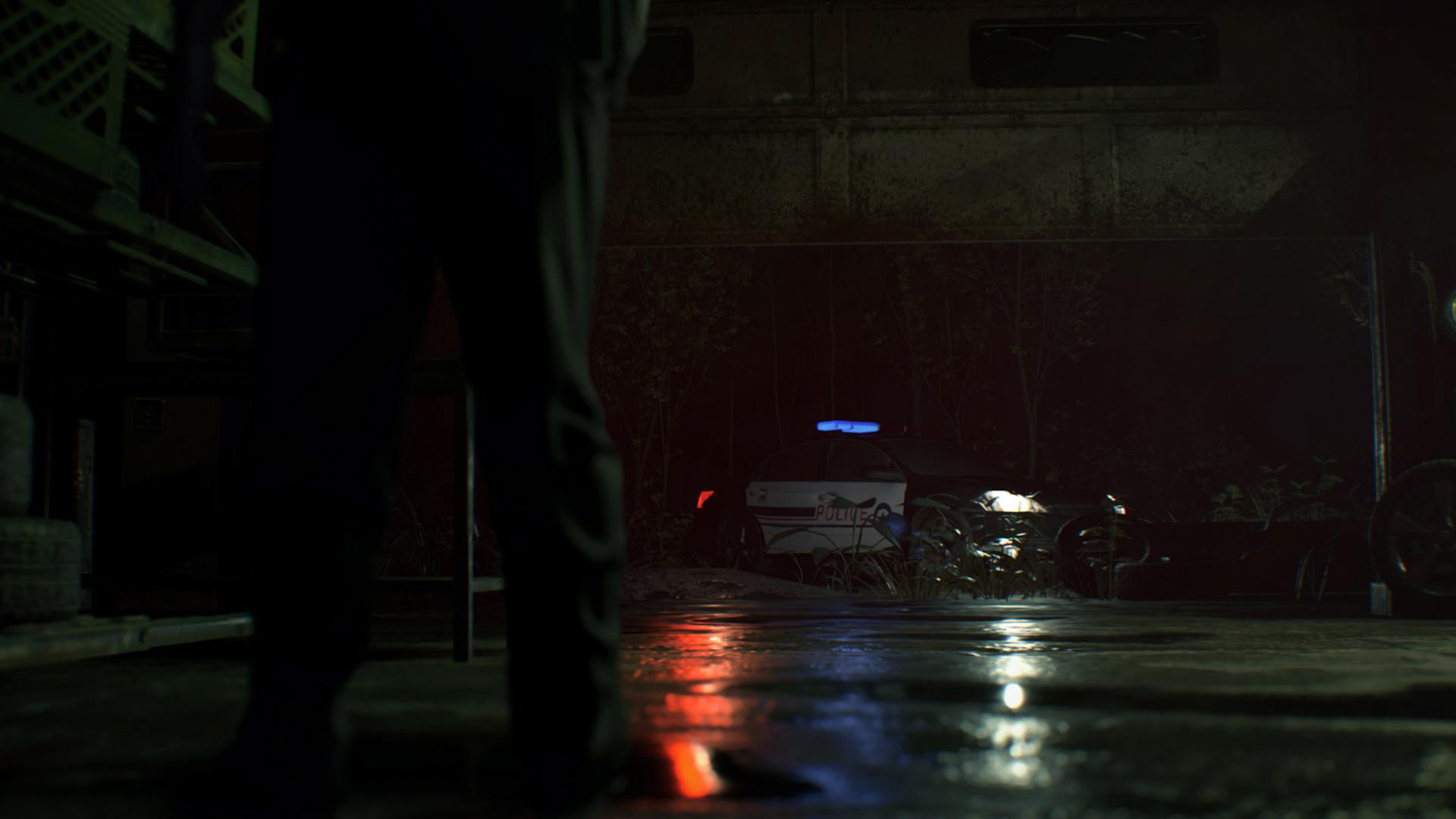 Fichier:Resident Evil 7 - Police car.jpg