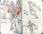 Resident Evil 6 - Mollusk Enemy