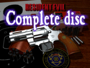 Biohazard Complete - English Title