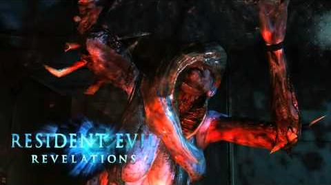 Resident Evil- Revelations Unveiled Edition - Rachael's Scary Voice (HD 720p)