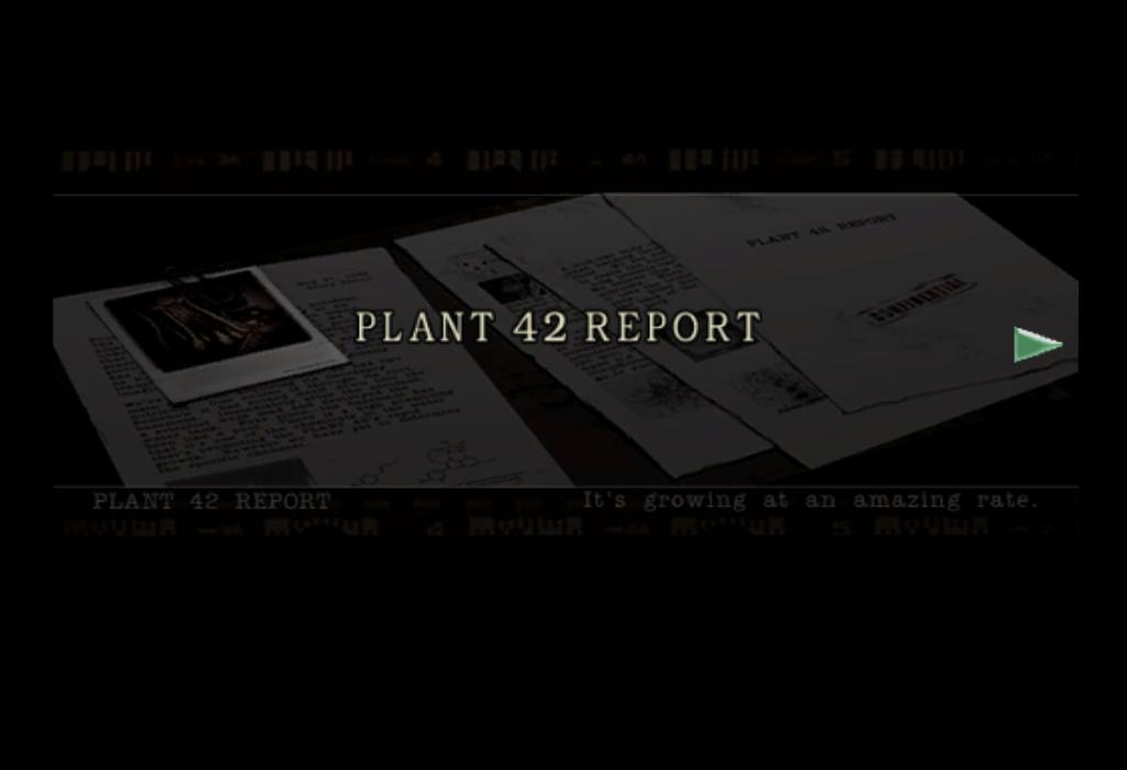 Category item articles lacking jp name resident evil for Plante 42 resident evil